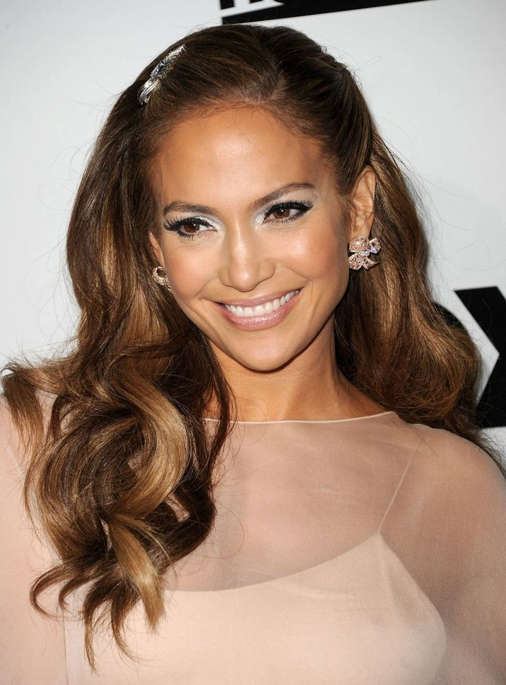 Torontobased makeup artist blog Jennifer lopez frisuren