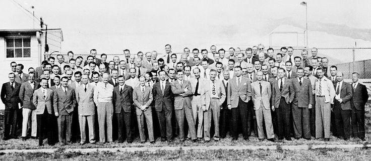 Operation Paperclip was the Office of Strategic Services (OSS) program used to recruit the scientists of Nazi Germany - http://www.warhistoryonline.com/war-articles/operation-paperclip-was-the-office-of-strategic-services-oss-program-used-to-recruit-the-scientists-of-nazi-germany.html