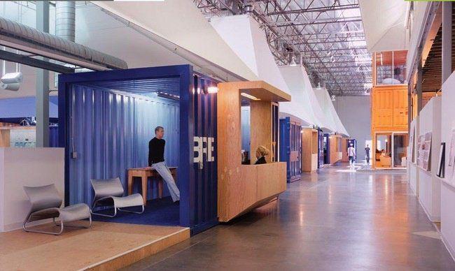 Les bureaux les plus cool du monde, quand on est heureux d'aller travailler