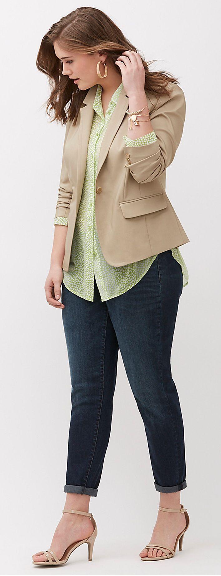 awesome Lane Bryant - Lane Bryant The Modernist Suit Jacket by http://www.globalfashionista.xyz/plus-size-fashion/lane-bryant-lane-bryant-the-modernist-suit-jacket/