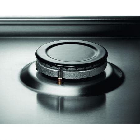 Electrolux EKK52550OW reprezintă un aragaz tradiţional mixt, cu un design plăcut şi modern foarte uşor de integrat în orice stil de bucătărie. Este un aparat electrocasnic pentru gătit, ce reuşeşte de fiecare dată să asigure …