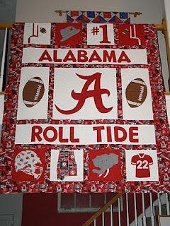 Alabama Quilt .... Original design