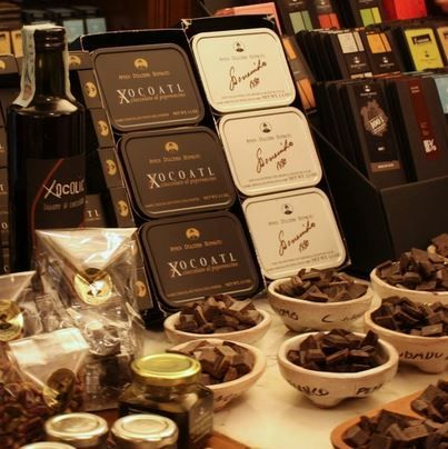 Modica chocolate from ancient Aztec recipes at Antica Dolceria Bonajuto: Mikaela Bandini explains the link and tastes the local delicacies for Urban Italy.