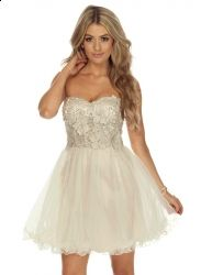 Rochie lovely promgirl