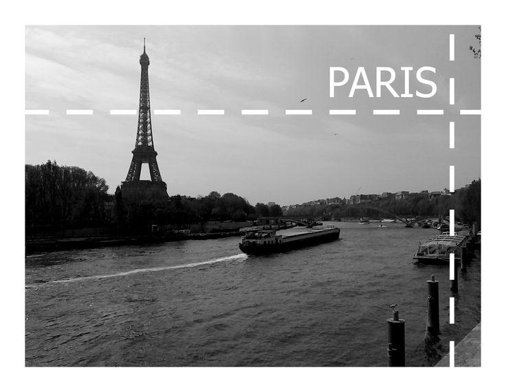 La Seine & la Tour Eiffel