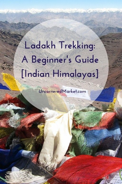 Trekking in Ladakh, the Himalayan Mountains of India. A guide that tells you all you need to know to plan and enjoy your Ladakh trek.  http://uncorneredmarket.com/ladakh-trekking-beginners-guide/