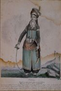 Bouboulina--warrior for Greek independence (1800s)