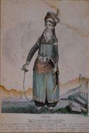 Bouboulina--warrior for Greek independence (1800s)