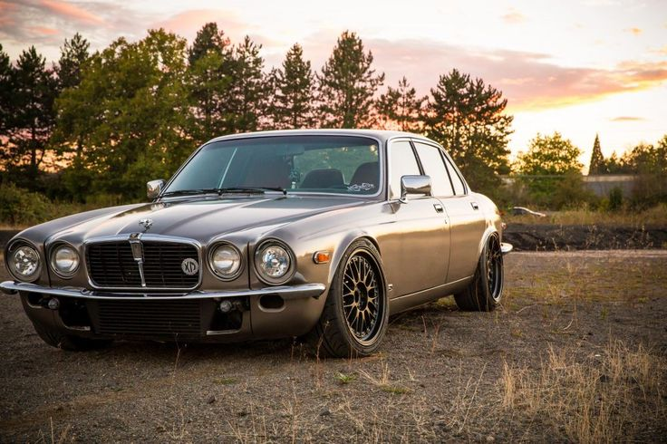 This Jaguar XJ6 Has Been Engineered To Go Sideways • Petrolicious