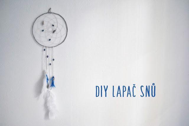 DIY návod na výrobu lapače snů