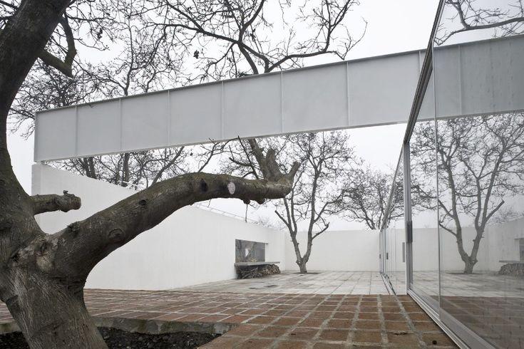 Imagen 17 de 30 de la galería de Casa Chilena 1 y 2 / Smiljan Radic. Fotografía de Gonzalo Puga