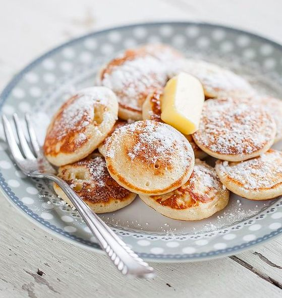 Poffertjes - Made in Holland - Authentic products - Alternative pancakes