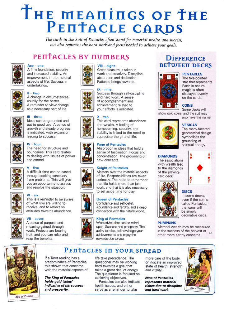 Basic Tarot Card Reading Ed 164 Aarhus Universitet: 25+ Best Tarot Meanings Ideas On Pinterest