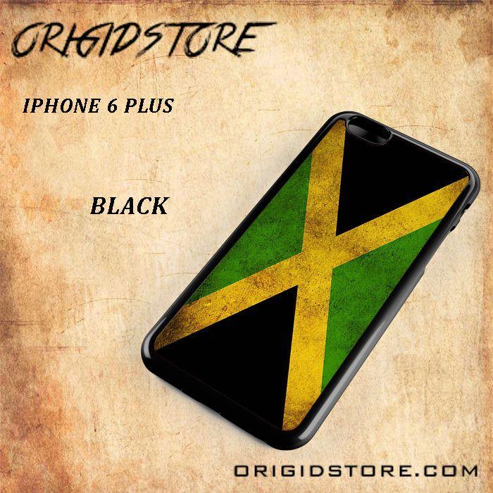 Jamaican Flag Reggae For Iphone 6 Plus Case - Gift Present Multiple Choice