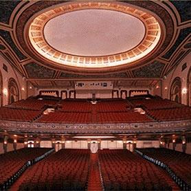 Fresh Chapman Music Hall Seating