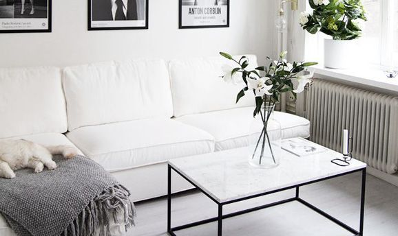Trending: Contemporary Cool // No fussy ornamentation. No clutter. Just edginess and minimalism based in the here and now.