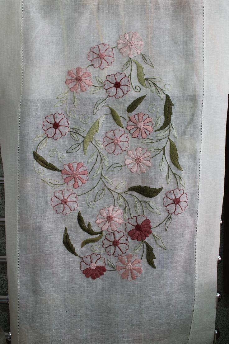 brezilya nakısı - handmade - embroidery - el nakısı