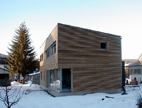 Projets maison passive construite | Exemples maisons passives à travers le monde