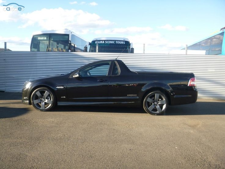 2011 Holden Ute SS Thunder Sports Automatic