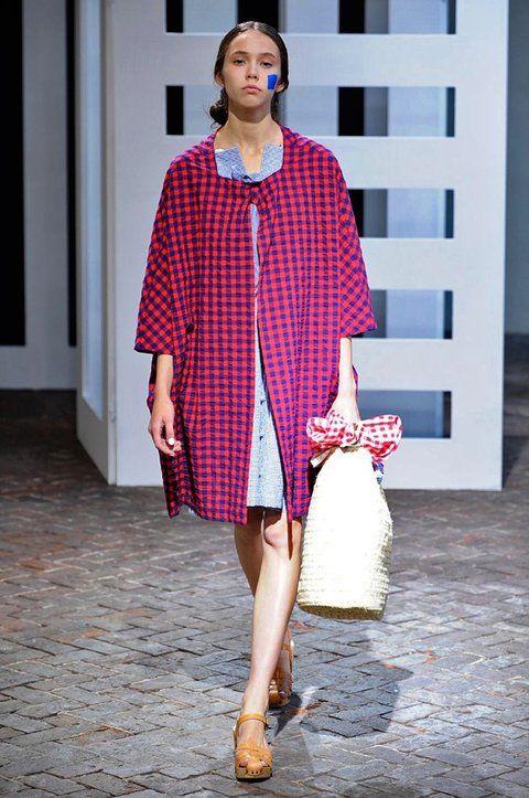 Daniela Gregis - Milan - 2016 - Oversized coats are still trending for next season xx Inspiration