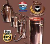 10 Gallon Aventador Essential Oils Moonshine Still for Sale. Moonshine Stills, copper moonshine Stills, Moonshine Still Kits, Copper Stills, Still, Moonshine