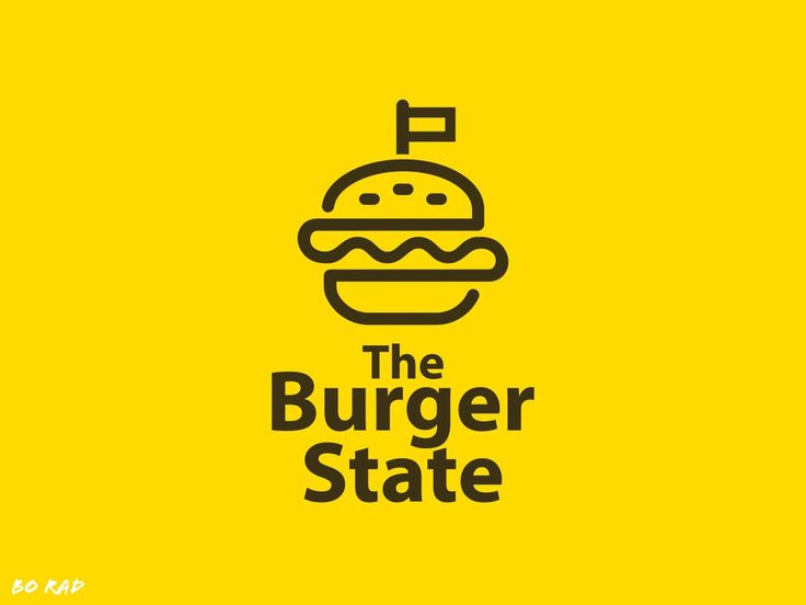 Burger Catering logo by bo_rad