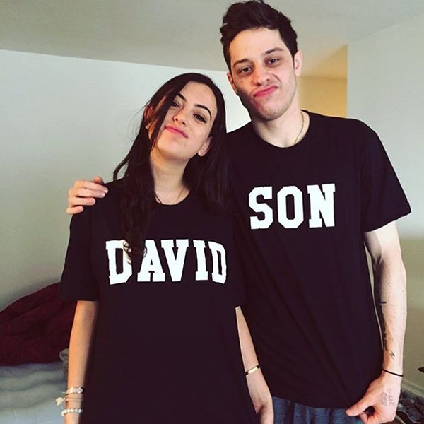 Pete Davidson On Dating Larry David S Daughter Cazzie Pete