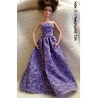 Barbie Clothes Patterns: 45  Free Designs & Tutorials - So Sew Easy