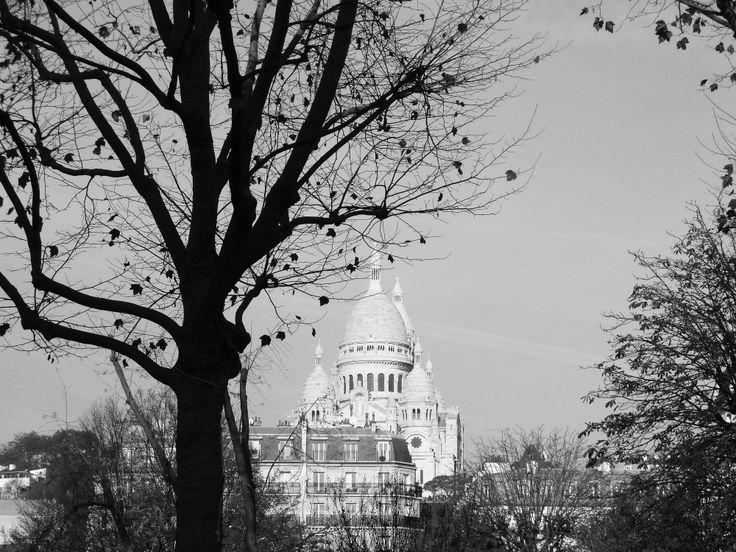 Sacré Cœur - Montmartre
