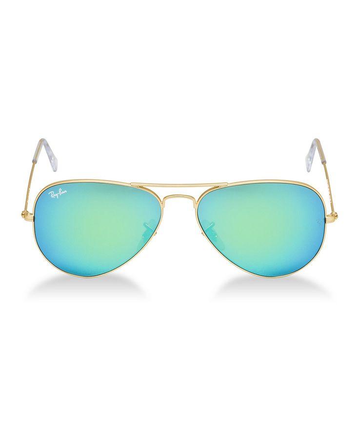 Ray-Ban Sunglasses, RB3025 (58) - Sunglass Hut - Handbags & Accessories - Macy's