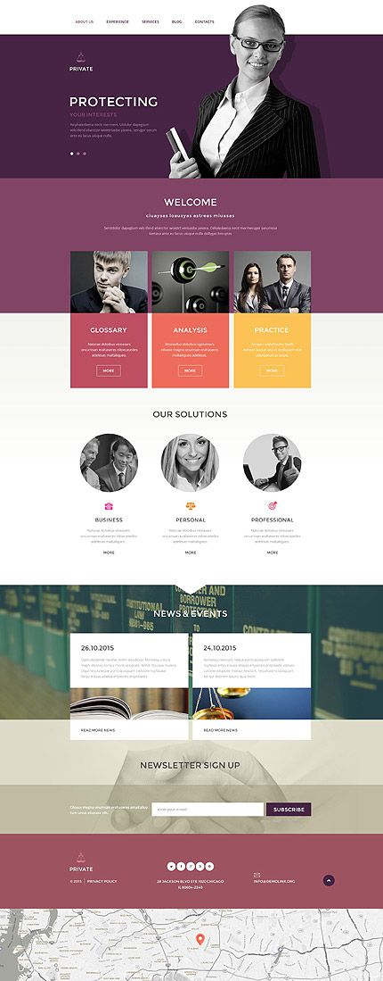 25 best ideas about lawyer website on pinterest law firm