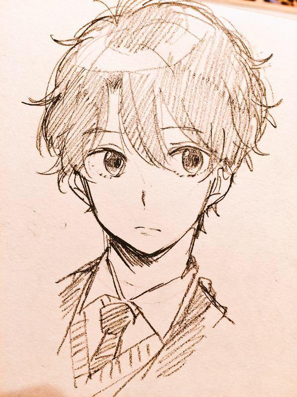 Aldnoah ZERO ★ Inaho #Anime | Anime sketch, Anime drawings ...