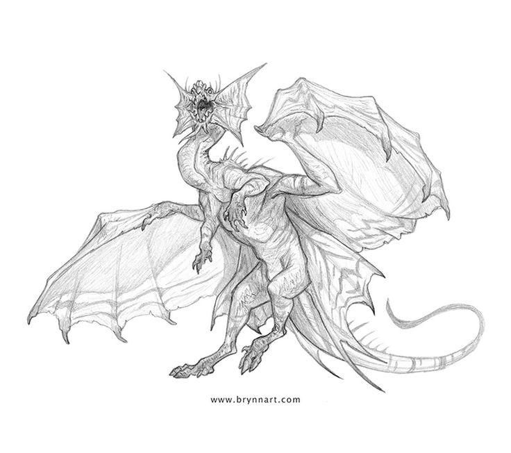 143 mejores imágenes de Dragons en Pinterest | Dragones, Criaturas ...