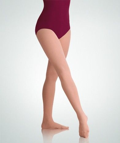 Body Wrapper Adult totalSTRETCH Footed Tights- A30X