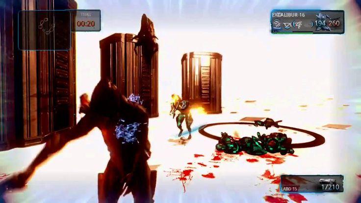 Warframe PS4 Ranking Up