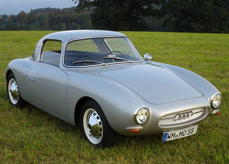 1955 Audiモンツァ