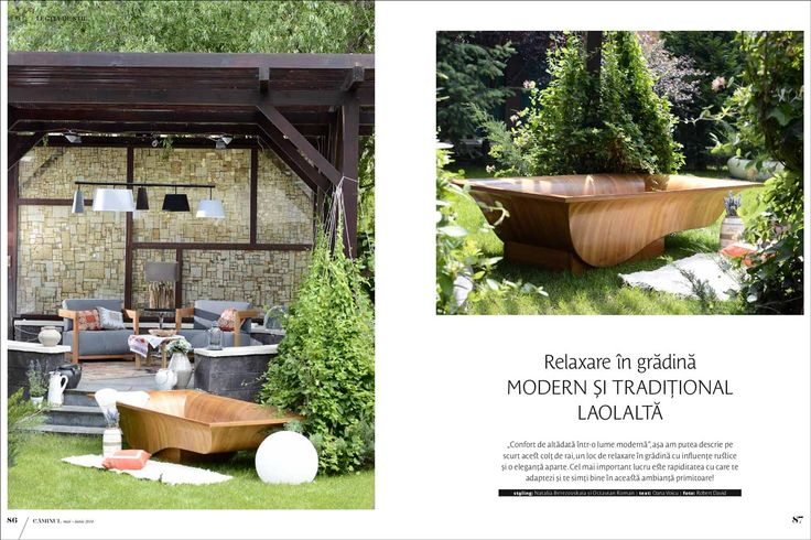 Acacio bathtub featured in a creative pictorial #AAprojects