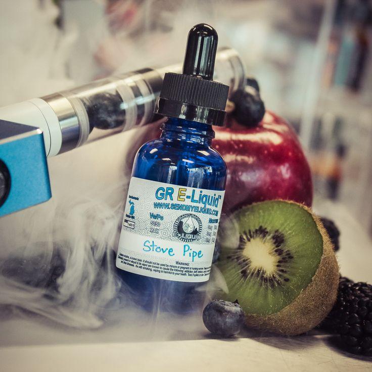 Stove Pipe - Premium E-Liquid
