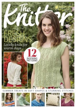 The knitter issue 87, 2015