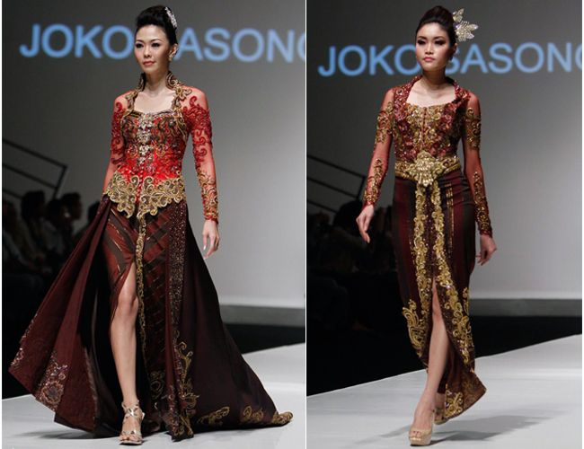 Model Gaun Pengantin Hasil Desainer Indonesia - WhenWedding.com