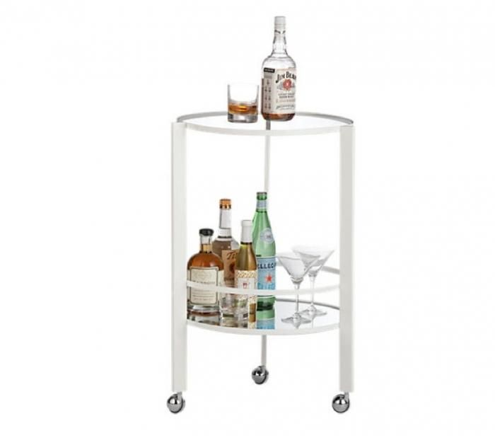 Office: $149 - Ernest White Bar Cart