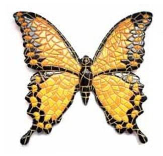 Butterfly Mosiac