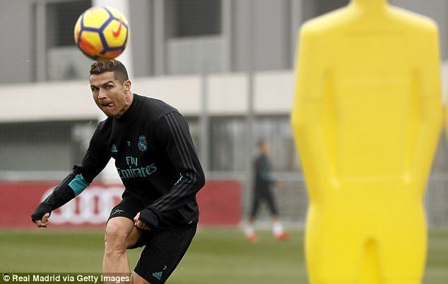 Cristiano Ronaldo instructed his agent Jorge Mendes to conduct discreet talks with PSG