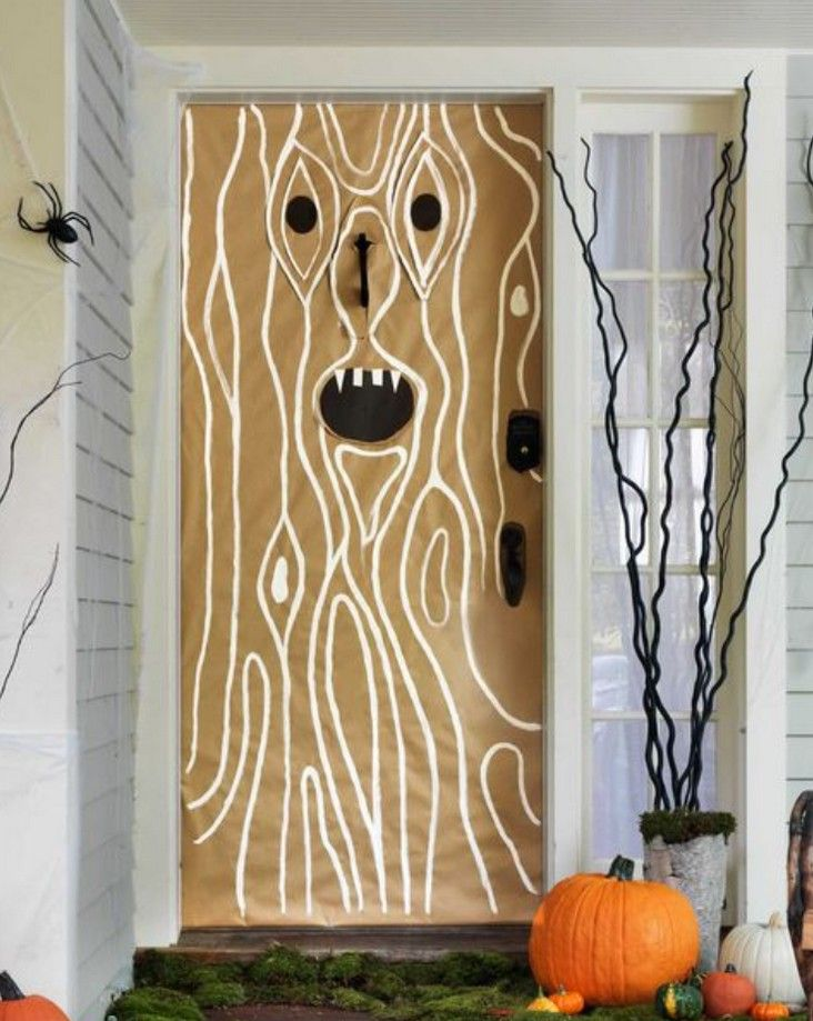40 Most Amazing Outdoor Halloween Decorations Diy Ideas For Thi