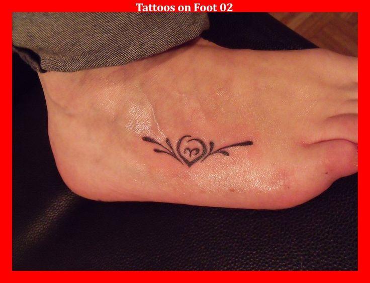 Tattoos on Foot 02