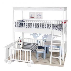17 best ideas about hochbett jungen on pinterest zimmer. Black Bedroom Furniture Sets. Home Design Ideas