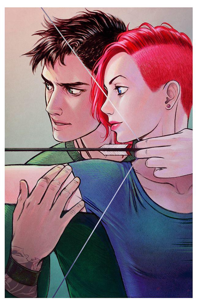 Art for Kelly Thompson's new novelSTORYKILLER