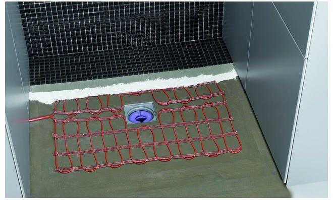 Elektrische Fussbodenheizung Selbst De Elektrische Fussbodenheizung Fussbodenheizung Fussboden