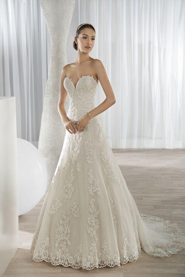 Νυφικά Φορέματα Demetrios 2016 Collection - Style 620