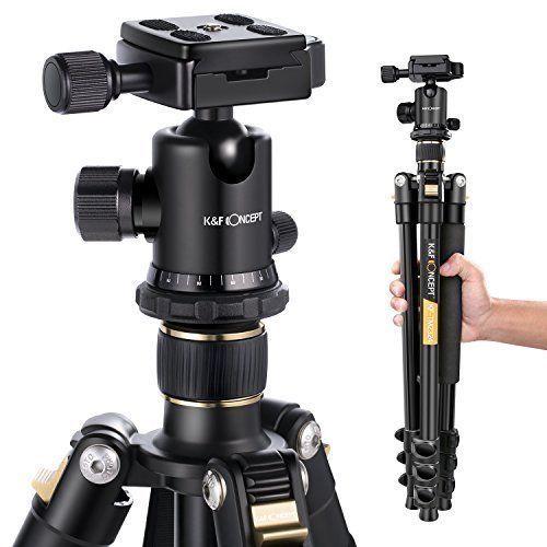 Camera Tripod Ball Head Aluminum Panorama Lightweight Amateur Professional Gift #KFConcept